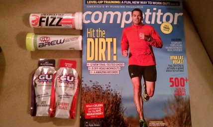 Complimentary Competitor Magazine, don't mind if i do!