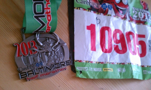 Baltimore medal