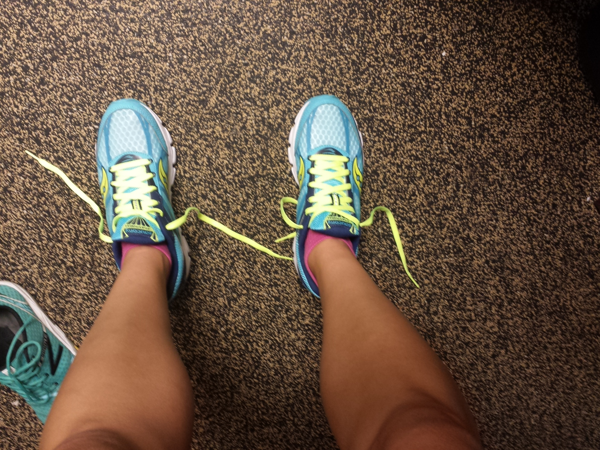 how to prepare for a mile run the night before