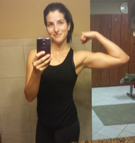 After 100 burpees, 100 sit-ups, 2500m row & 5 mile run