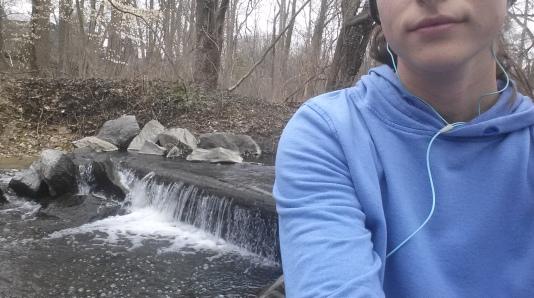 from last week's run