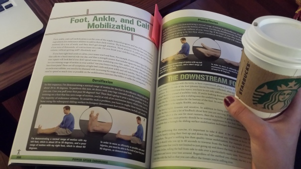 Reading up on EVERYTHING to do with running related issues & solutions
