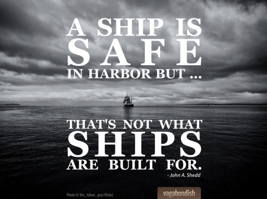 travel-quote-ships-safe-in-harbor-john-shedd