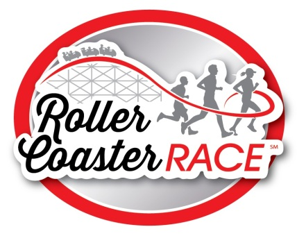 Roller Coaster Race oval logo